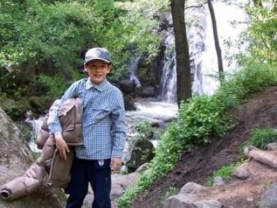 Valle del Jerte - Cascada de los Nogaledas; rutas para caminar; senderismo peñalara